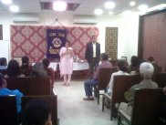 At Lions Club, Govandi