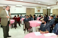 Session for Salwan Public School Students, New Delhi