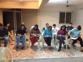 Session for Odyssey Residents, Powai, Mumbai
